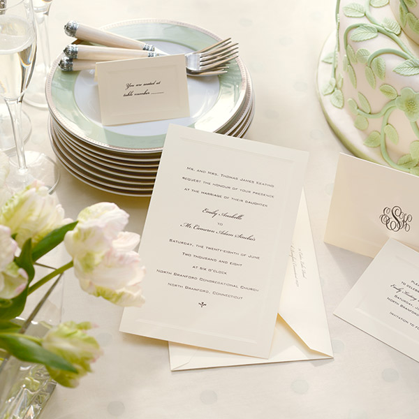 June Wedding Ideas: How To Address Wedding Invitations
