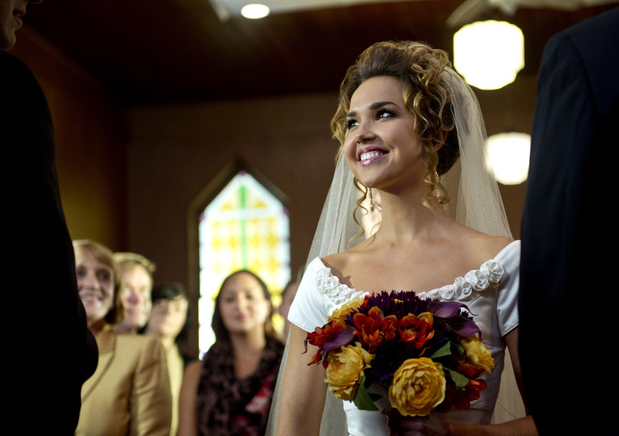 A Bride For Christmas.Photos A Bride For Christmas Hallmark Channel