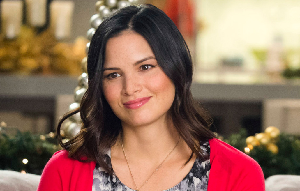 katrina law as anna on 12 gifts of christmas hallmark channel - Black Christmas Cast