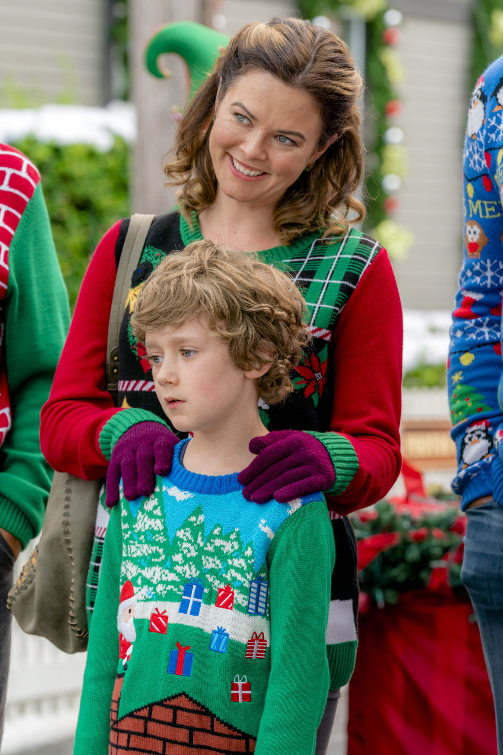 Miss Christmas Cast.Miss Christmas Photos Hallmark Channel