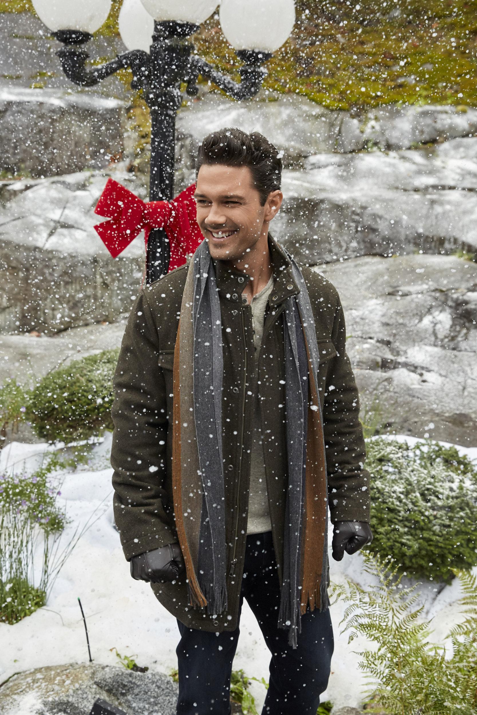Hope At Christmas.Ryan Paevey As Mac On Hope At Christmas Hallmark Movies