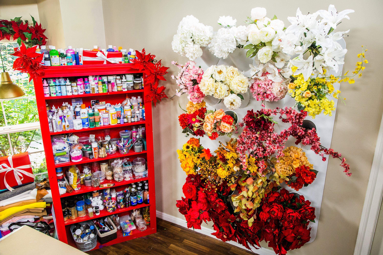 How To Faux Flower Storage Hallmark Channel