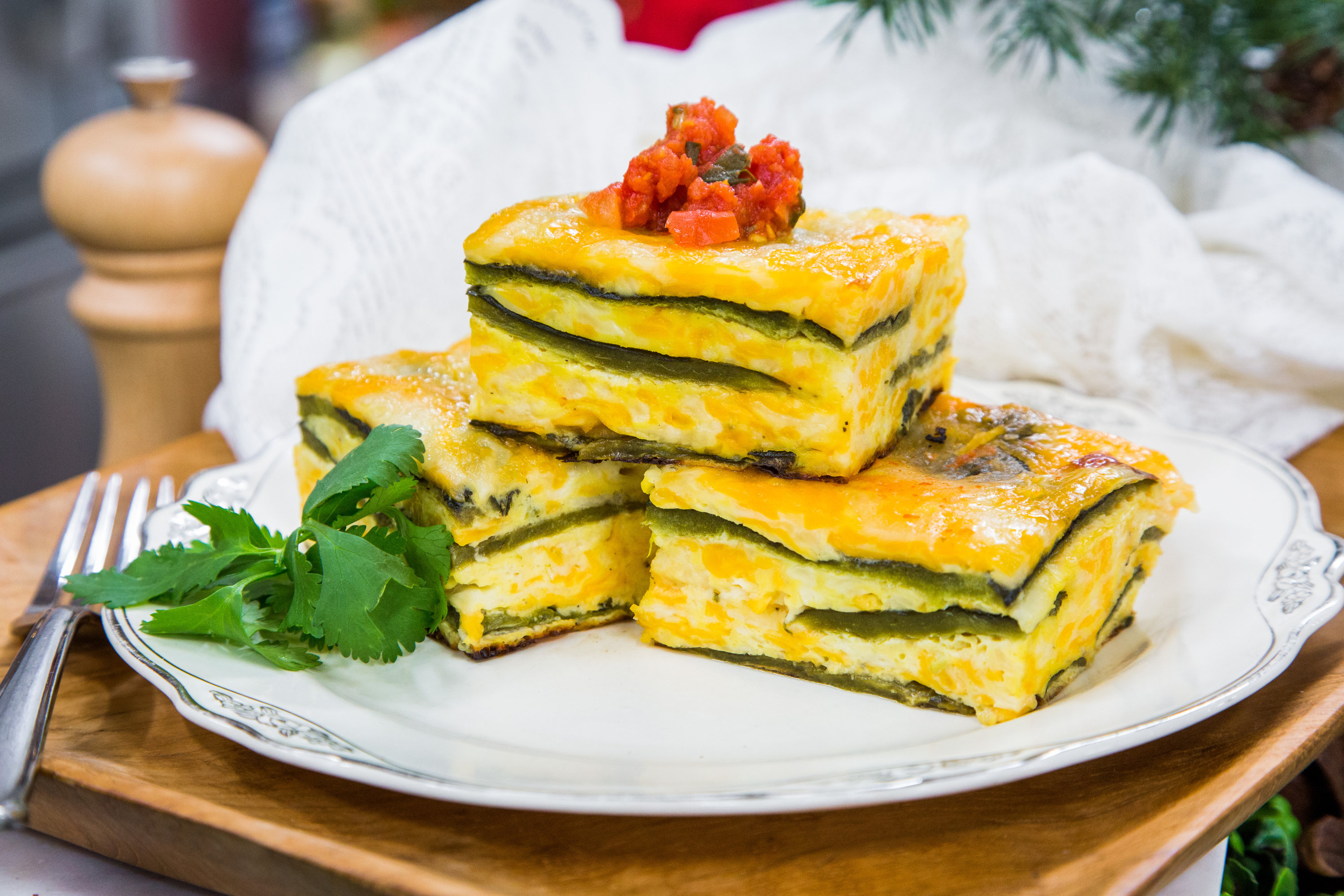 recipes baked chiles rellenos hallmark channel