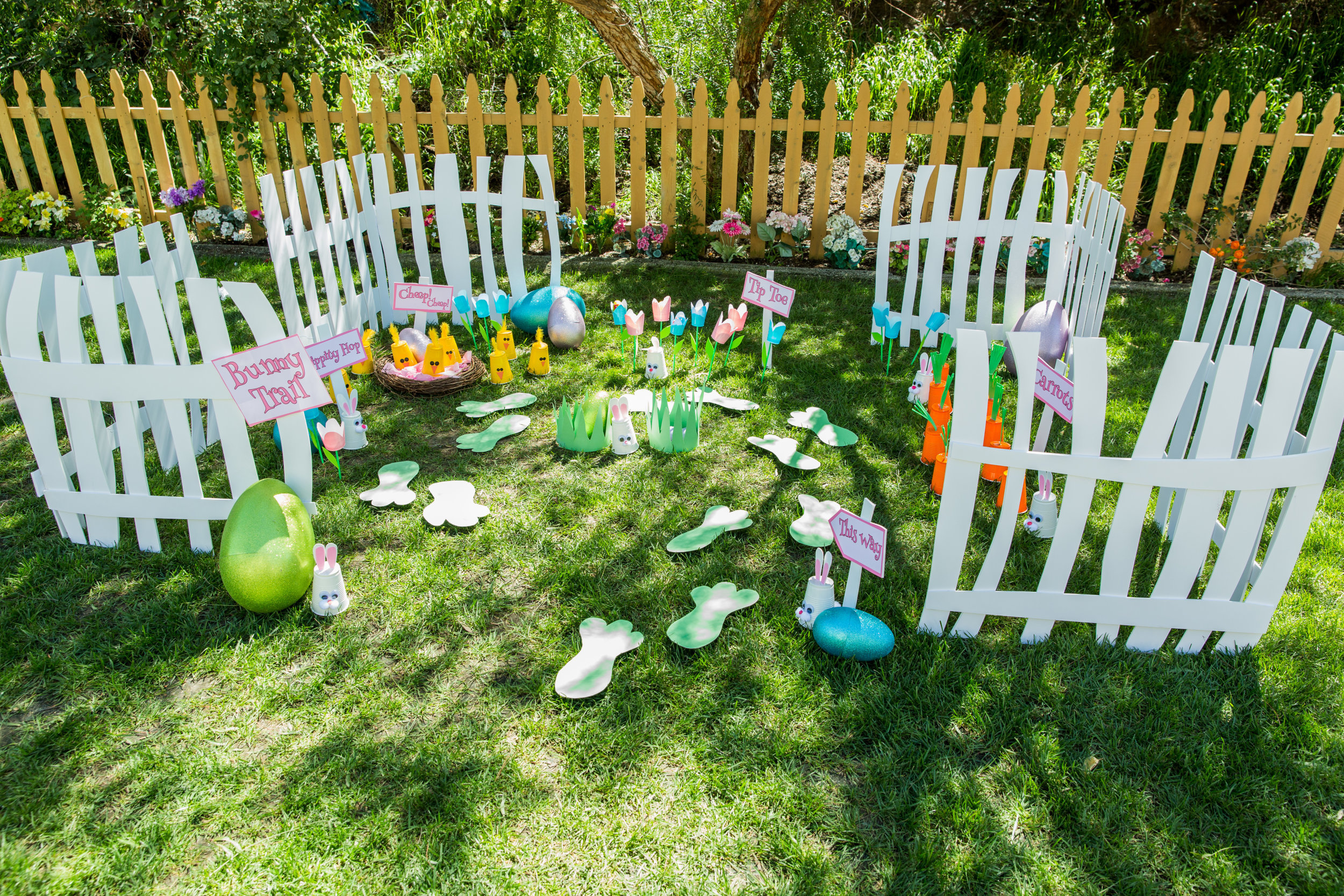 How To Home Amp Family Diy Easter Egg Hunt Hallmark Channel