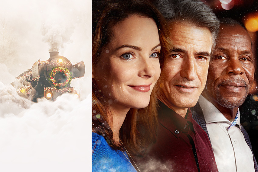 The Christmas Train | Hallmark Movies and Mysteries