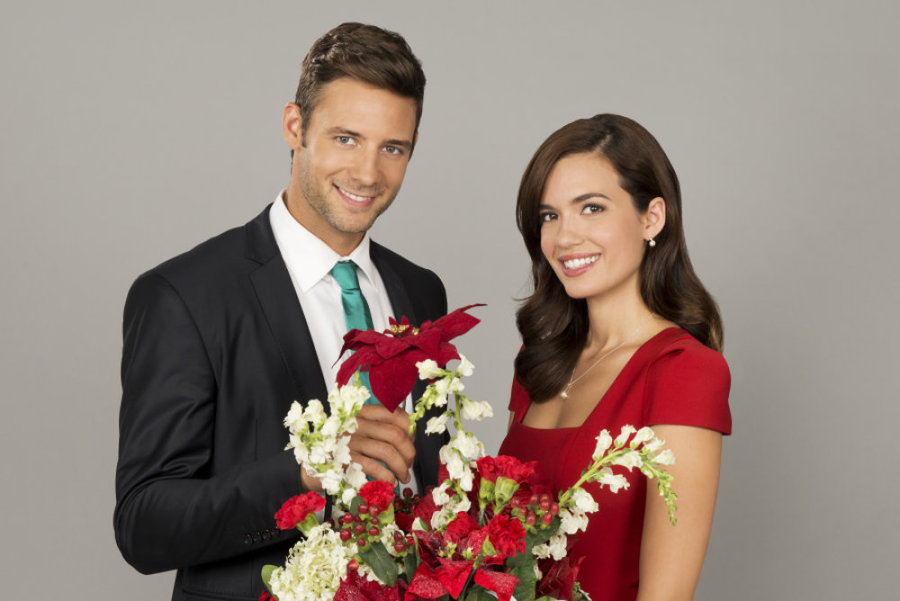 Best Christmas Party Ever Video  Hallmark Channel-3999