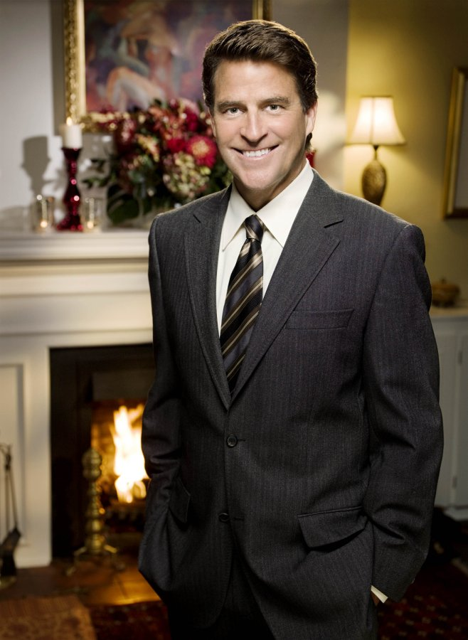 Ted McGinley - Cast - Notes From The Heart Healer ...