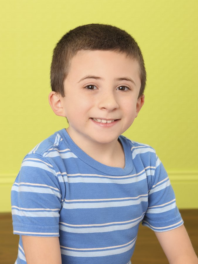Atticus Shaffer As Brick On The Middle Hallmark Channel