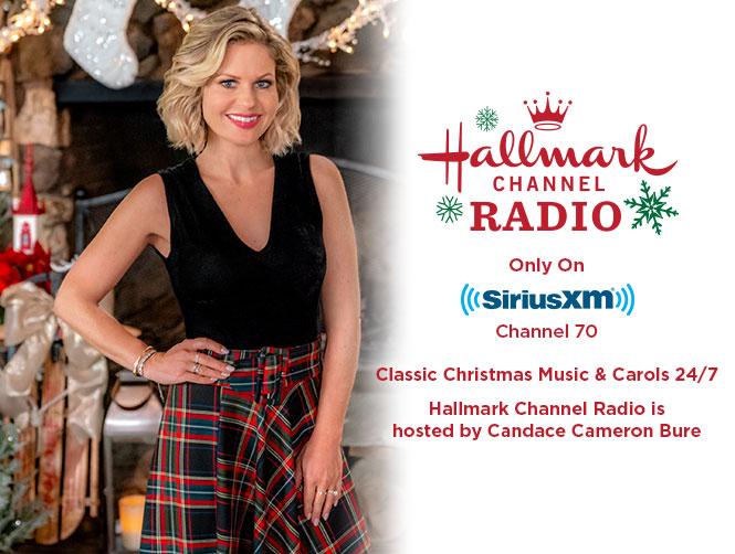 Siriusxm Christmas Stations 2019.Preview Hallmark Channel Radio Hallmark Channel