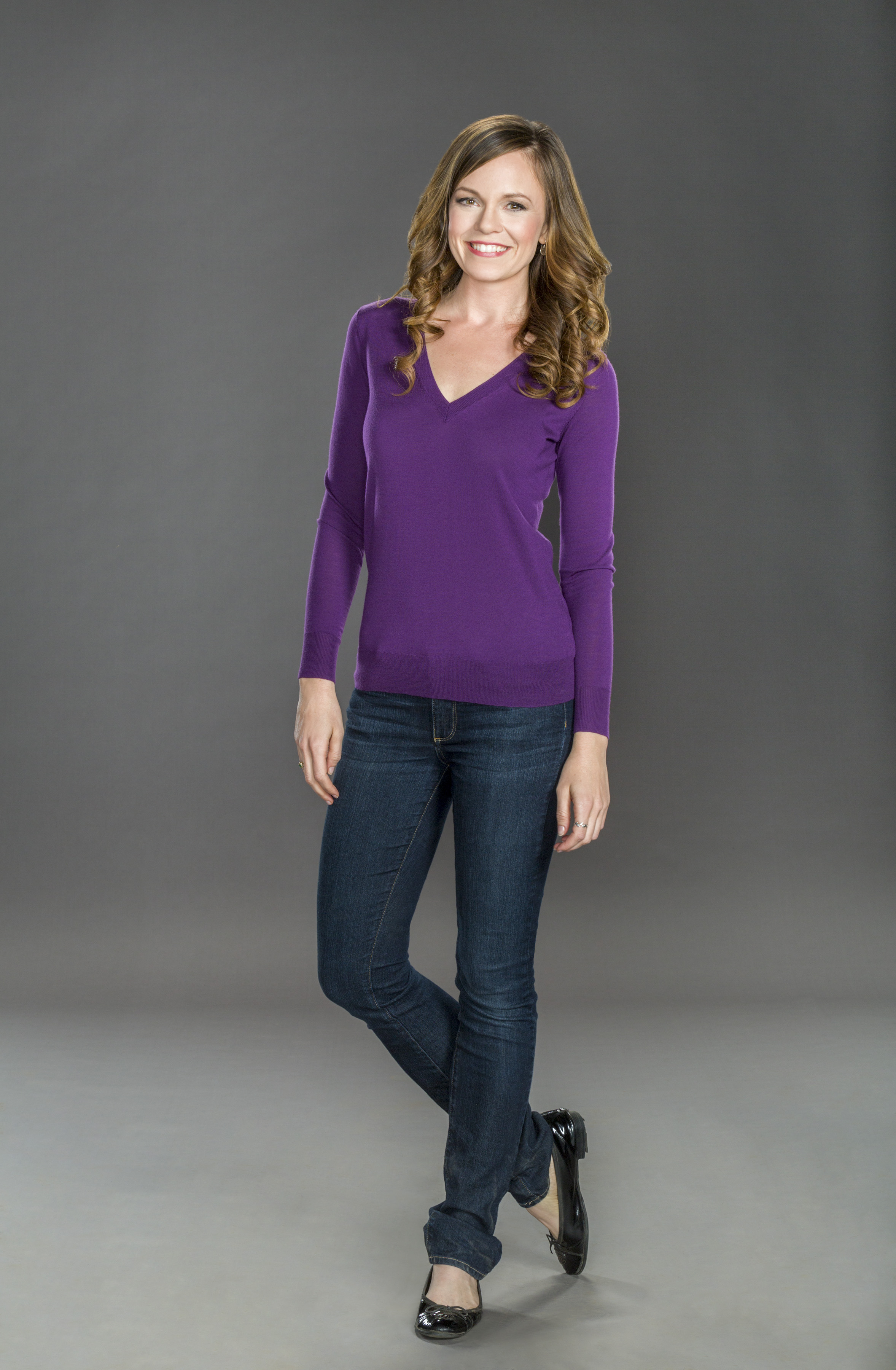 Rachel Boston As Darcy Miller In A Gift Of Miracles