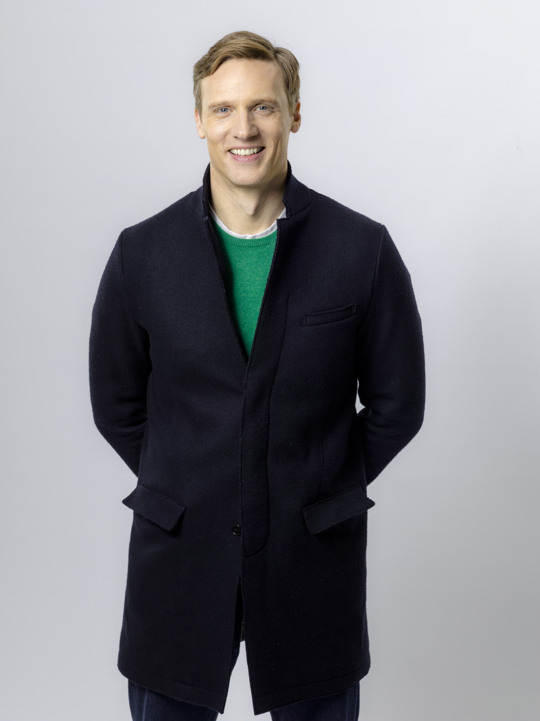 Teddy Sears On Christmas In Evergreen Hallmark Channel
