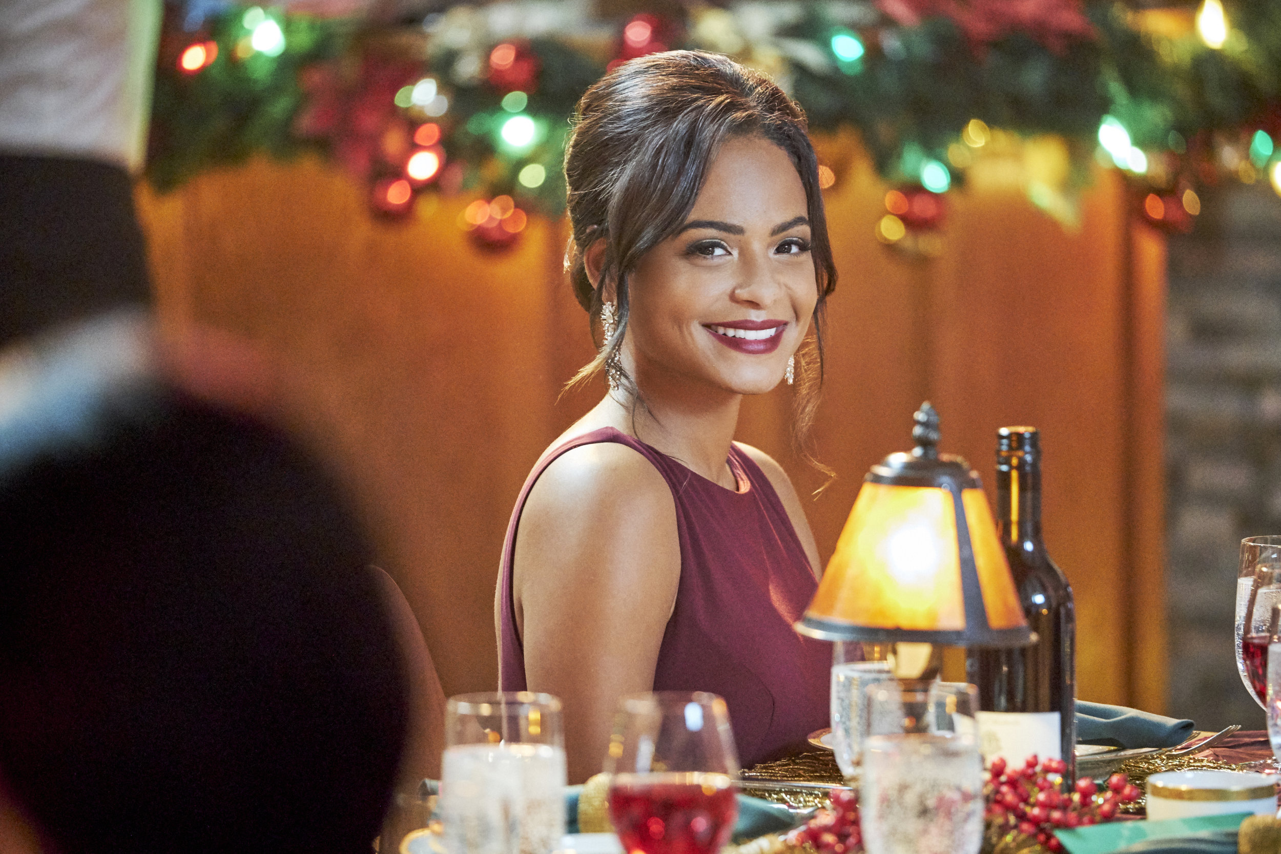 Christina Milian as Noelle Carson on Memories of Christmas
