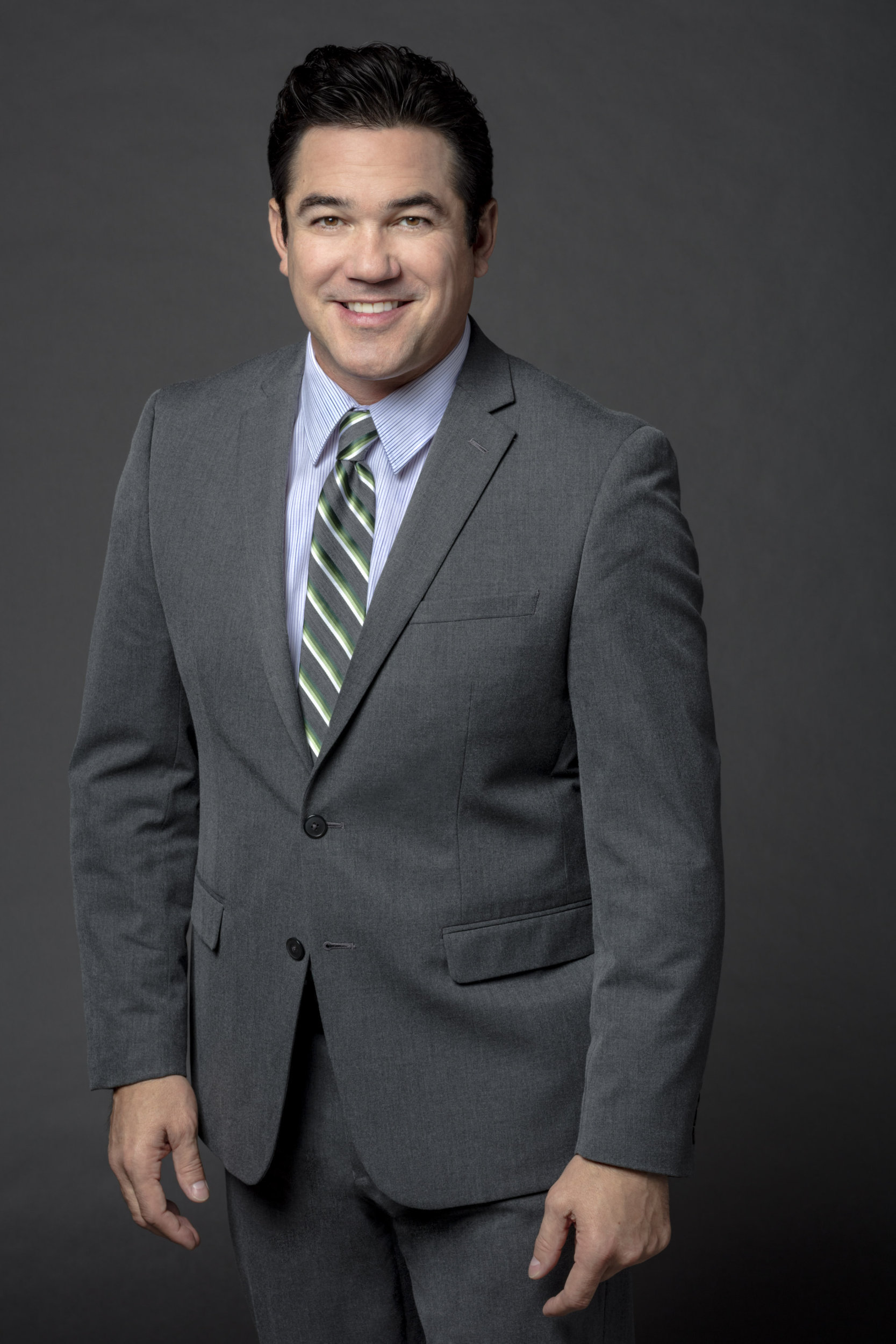 Dean Cain As Charlie On Broadcasting Christmas Hallmark