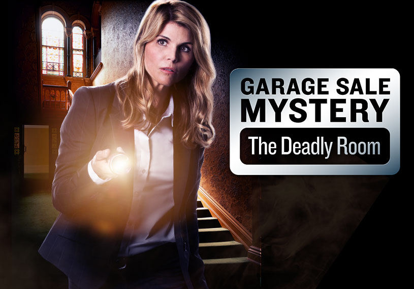 garage sale mysteries the deadly room hallmark movies and mysteries. Black Bedroom Furniture Sets. Home Design Ideas