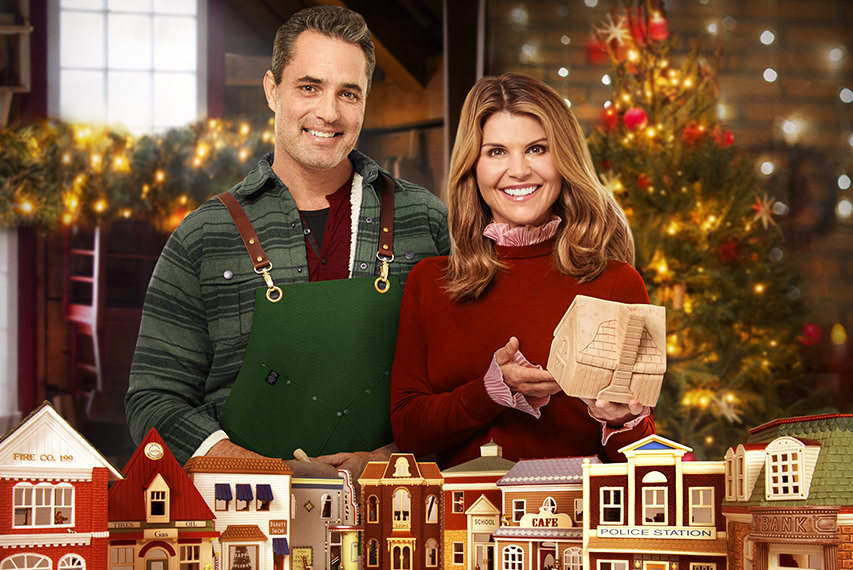 Christmas At Graceland 2018 Hallmark Poster.Homegrown Christmas Hallmark Channel