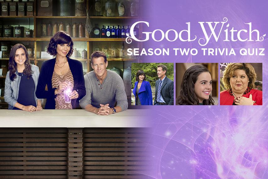 Season Two Trivia Quiz   Good Witch   Hallmark Channel
