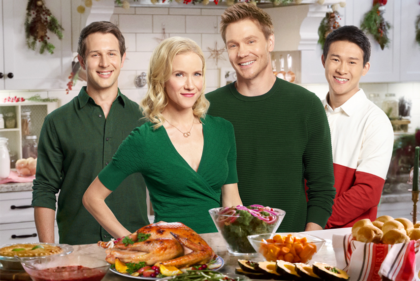 road to christmas hallmark channel - The Road To Christmas