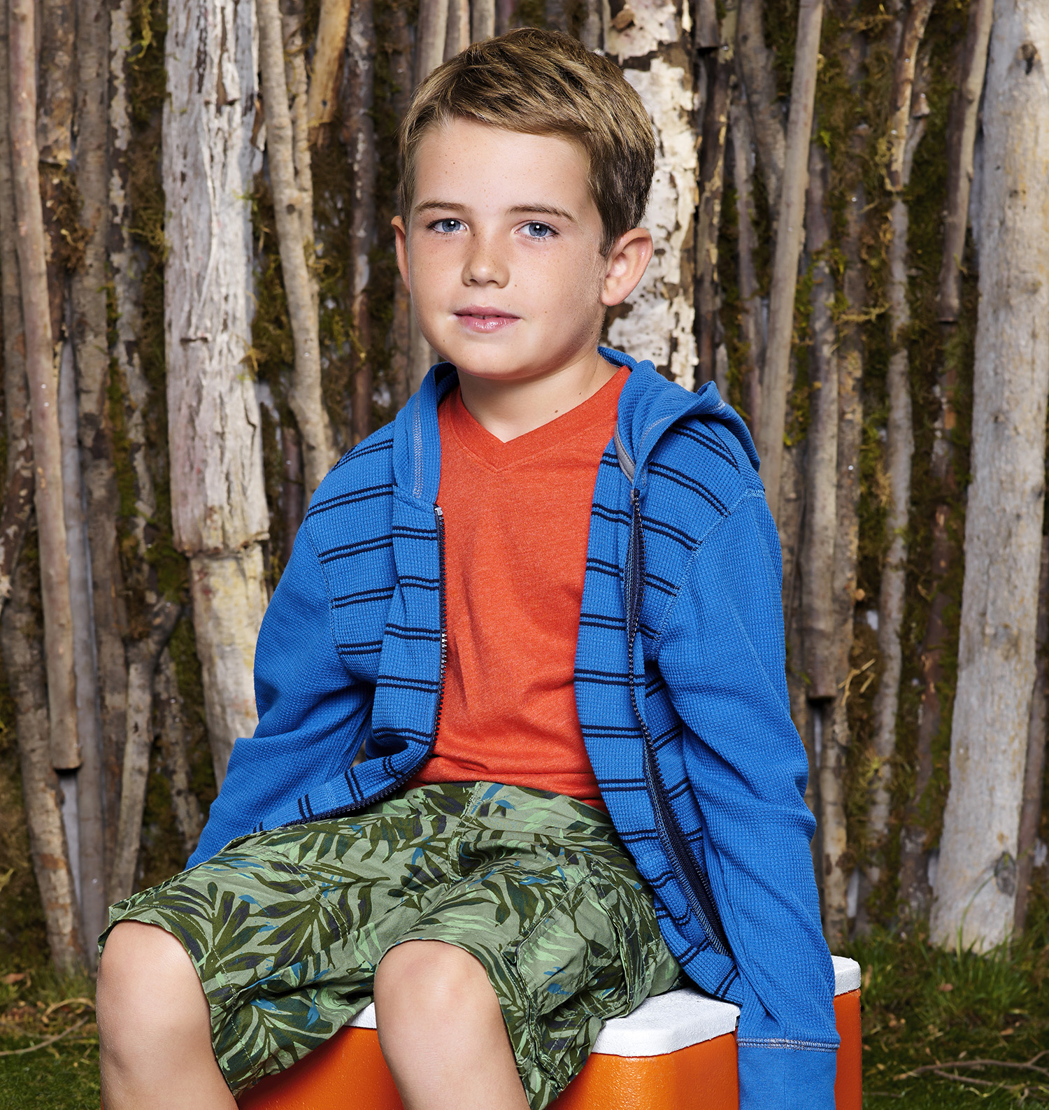 Flynn Morrison As Boyd Baxter On Last Man Standing