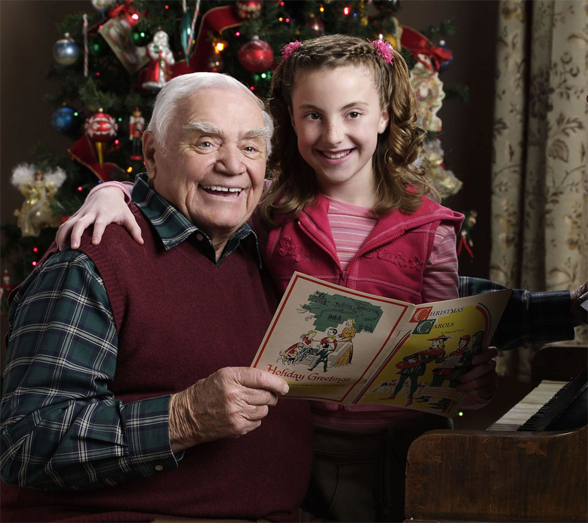 A Grandpa For Christmas  Hallmark Movies And Mysteries-7061