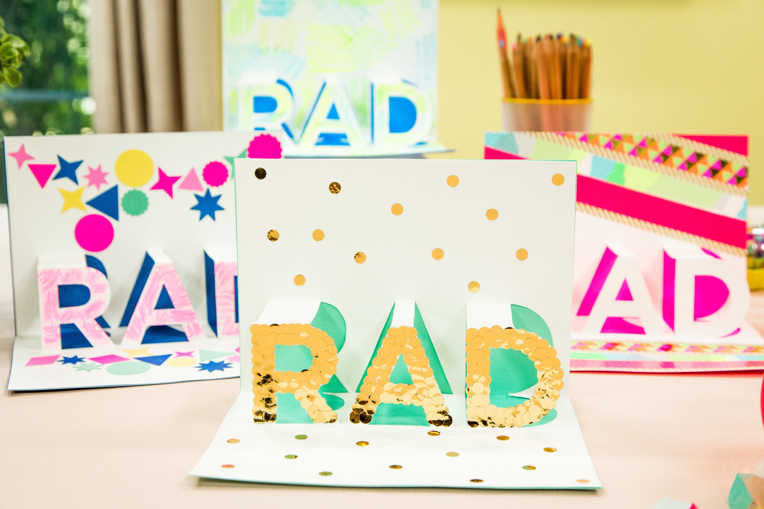 How To Diy Pop Up Cards Home Family Hallmark Channel