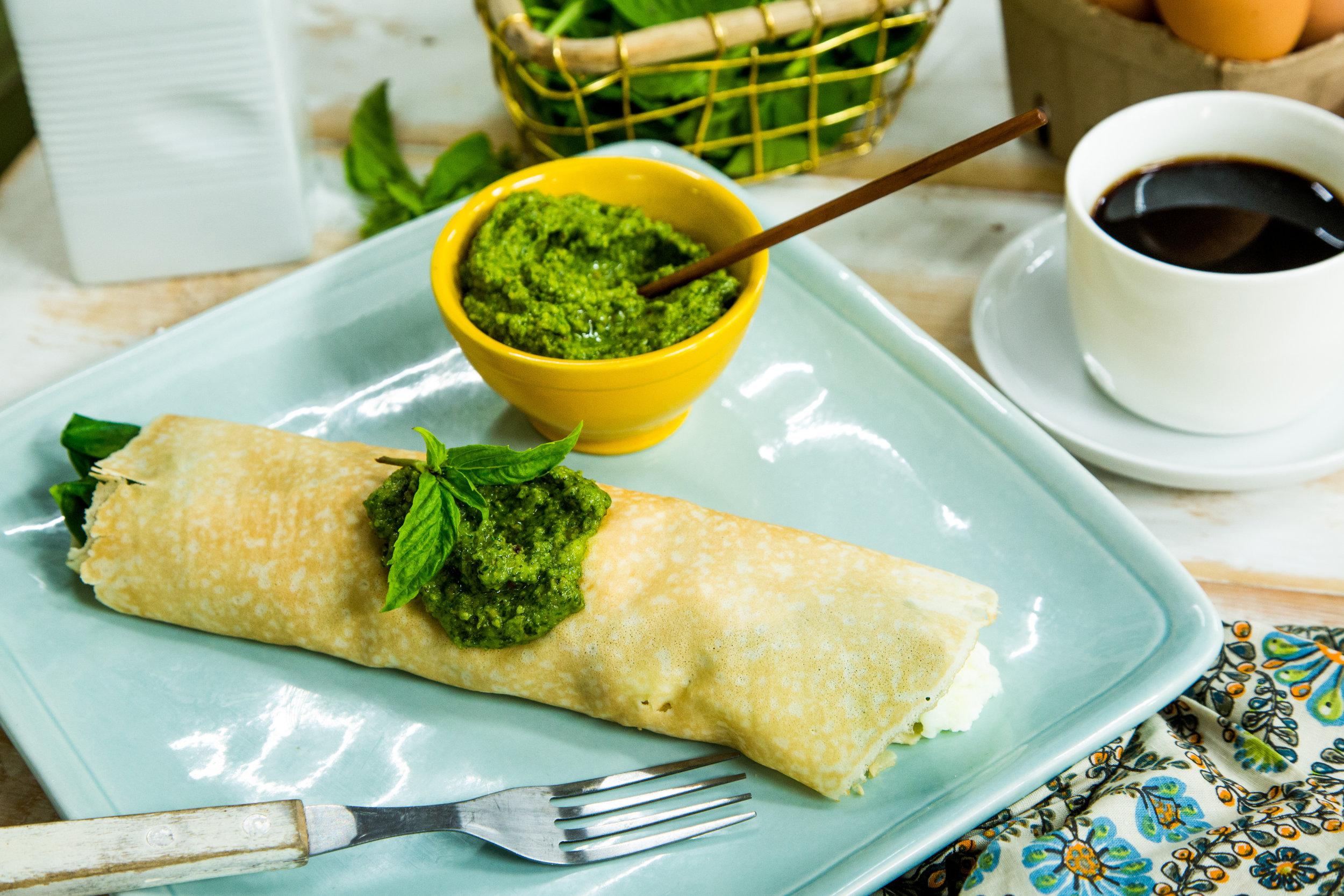 Coconut Flour Crepes Recipes