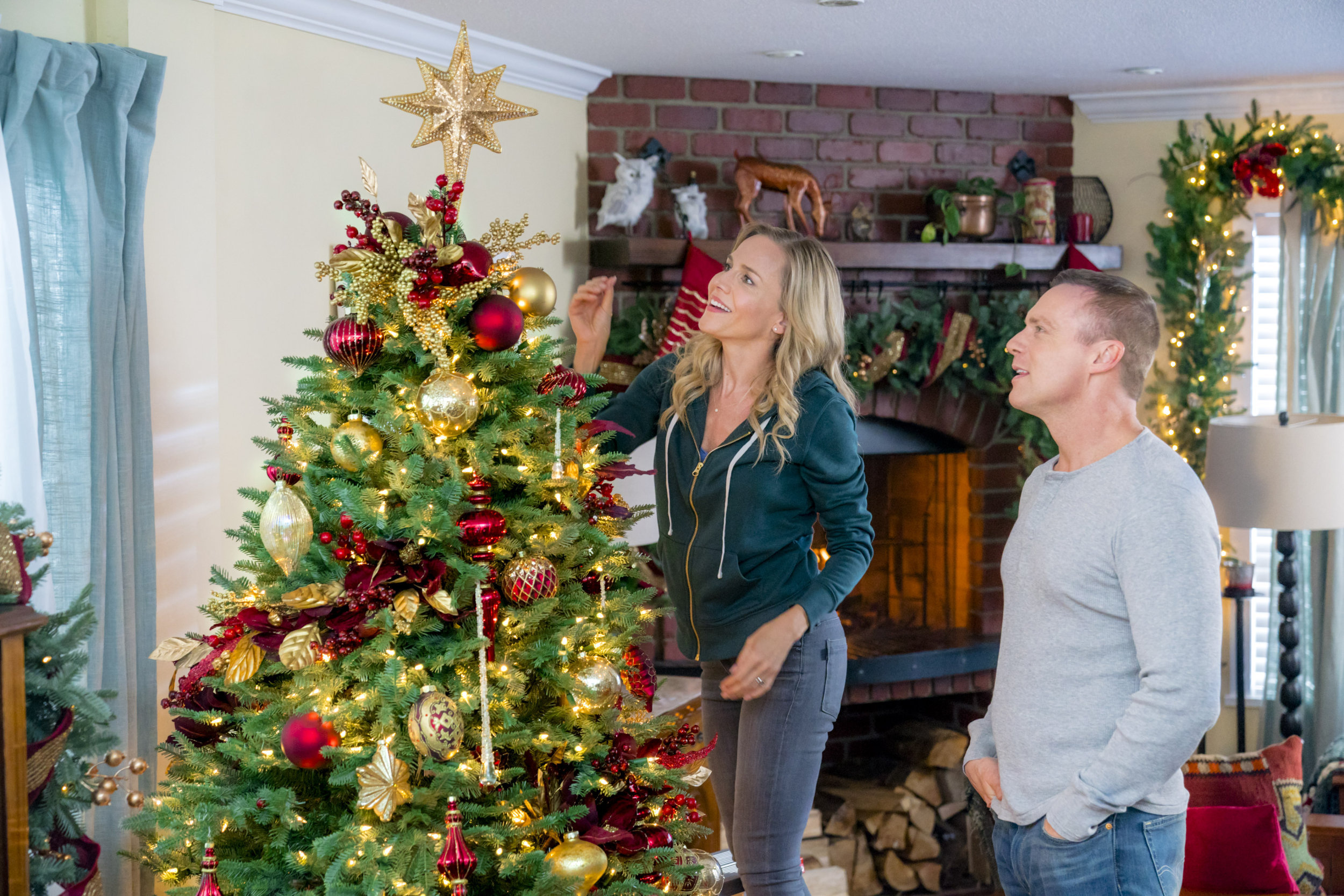 Christmas Homecoming Hallmark.Christmas Homecoming Photos Hallmark Movies And Mysteries