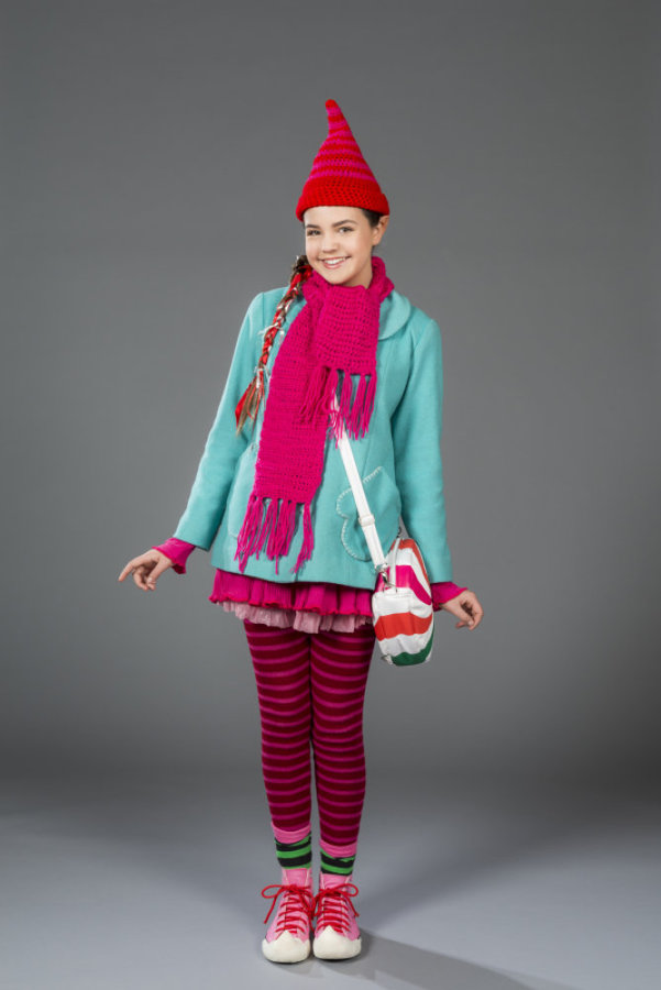 Bailee Madison As Clementine On Northpole Hallmark Channel