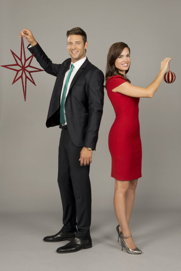 about best christmas party ever hallmark channel - The Best Christmas Party Ever