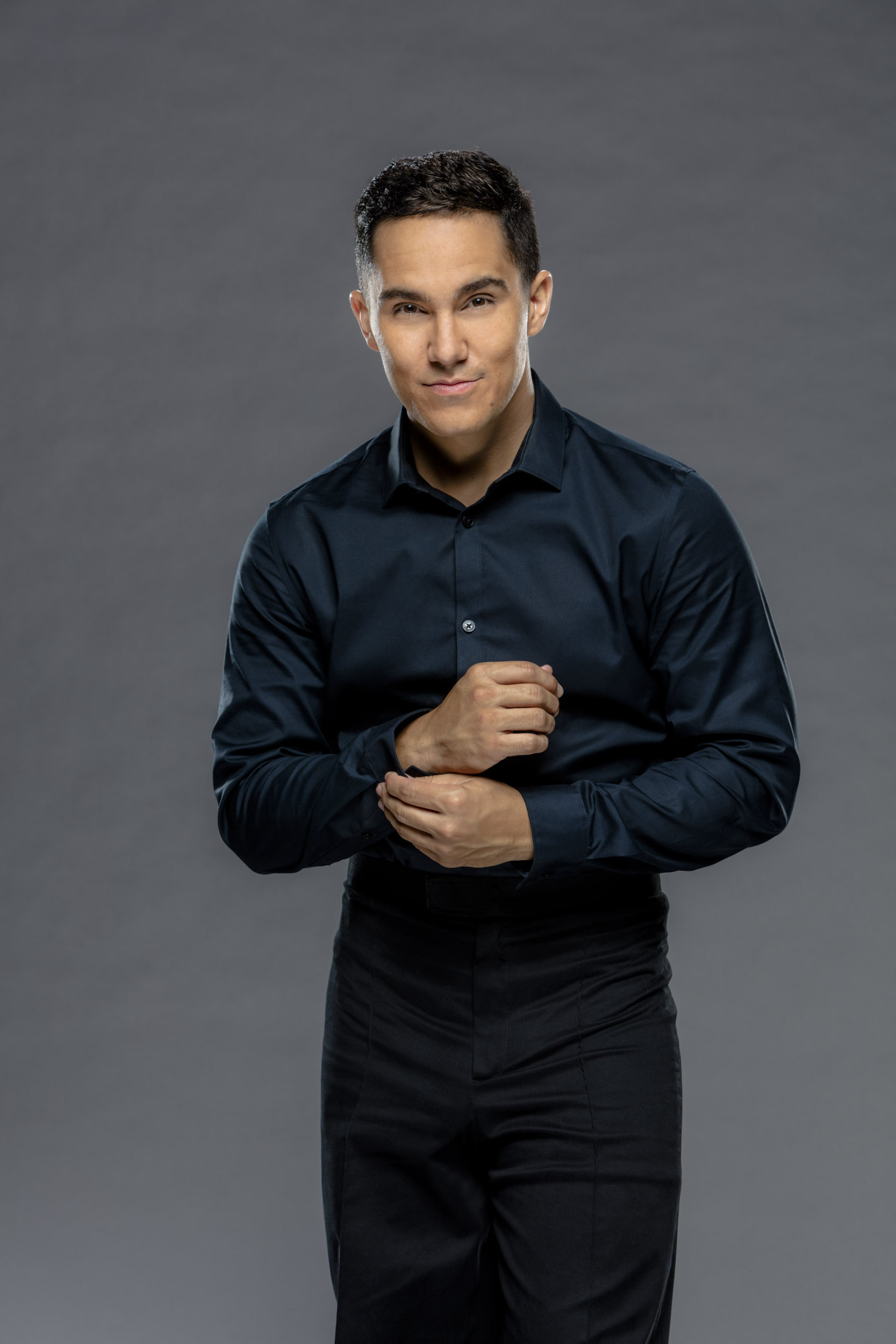 Enchanted Christmas Cast.Carlos Penavega As Ricardo Archuleta On Enchanted Christmas