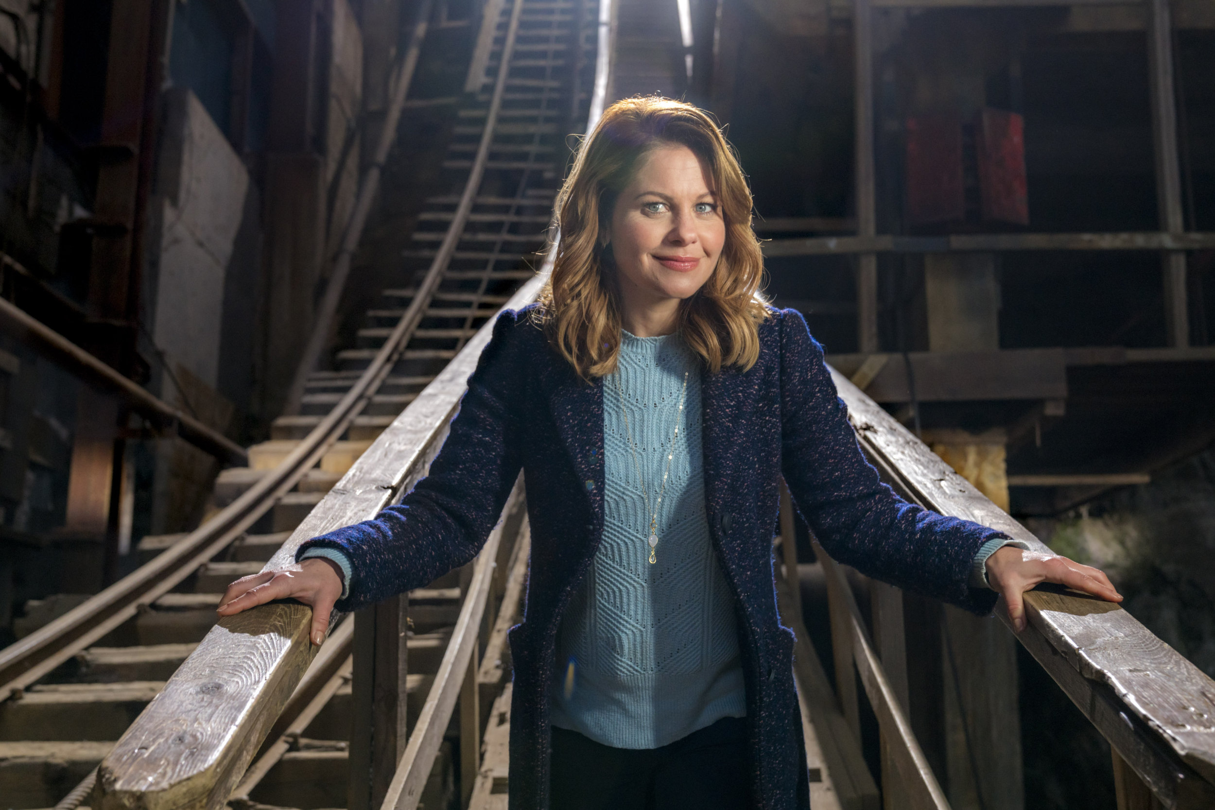 Candace Cameron Bure Aurora Teagarden Mysteries The Disappearing Game Hallmark Movies And
