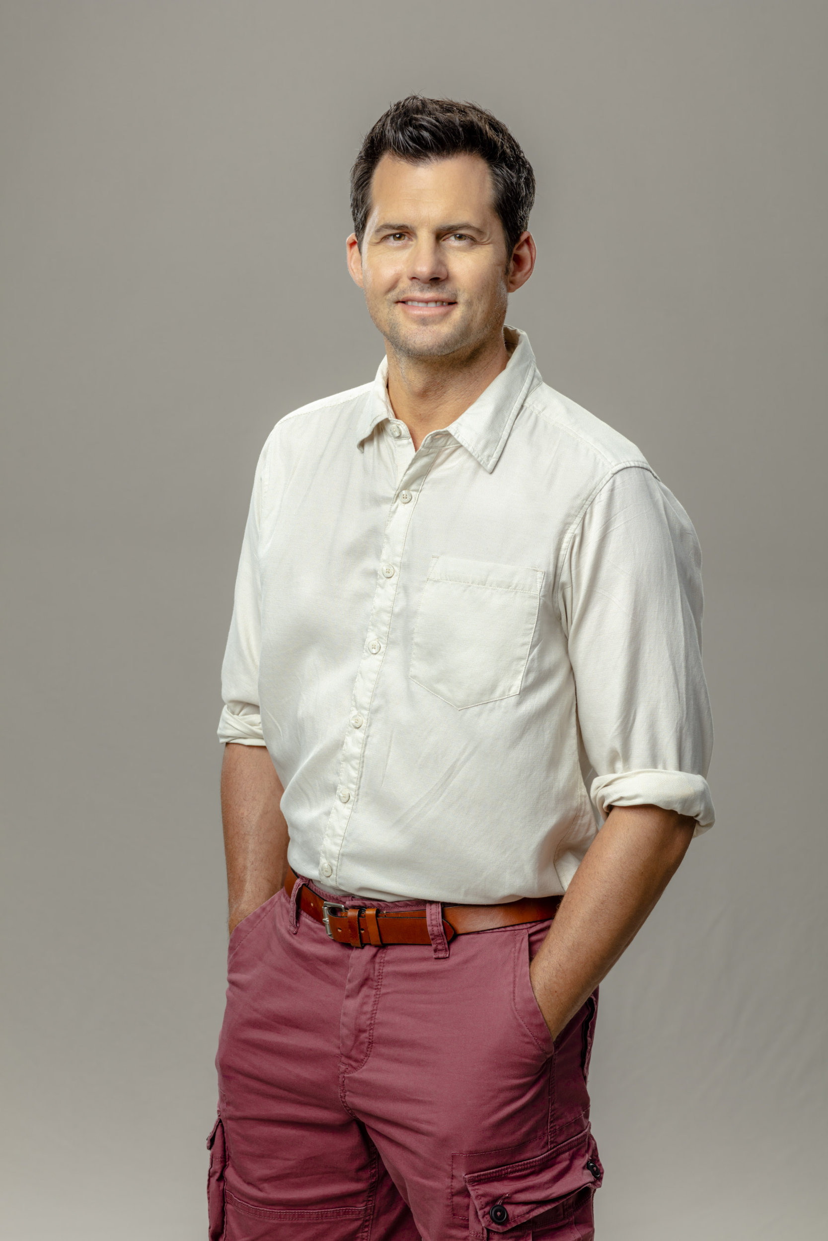 Kristoffer Polaha as Colin Page on Pearl in Paradise | Hallmark Channel
