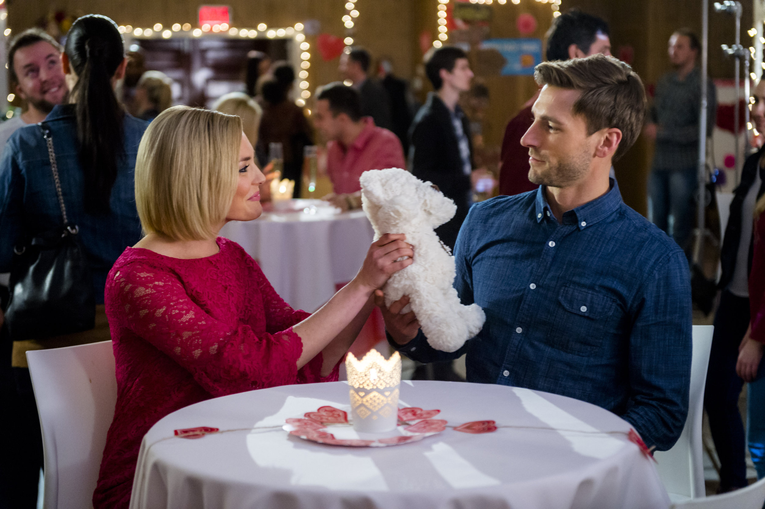 cast  appetite for love  hallmark channel