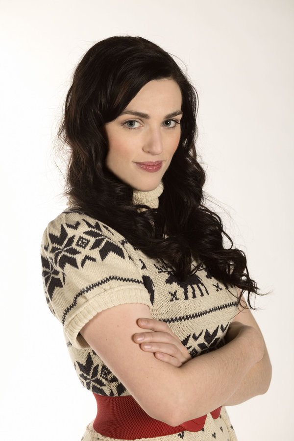 Katie McGrath as Jules on A Princess for Christmas | Hallmark Movies ...