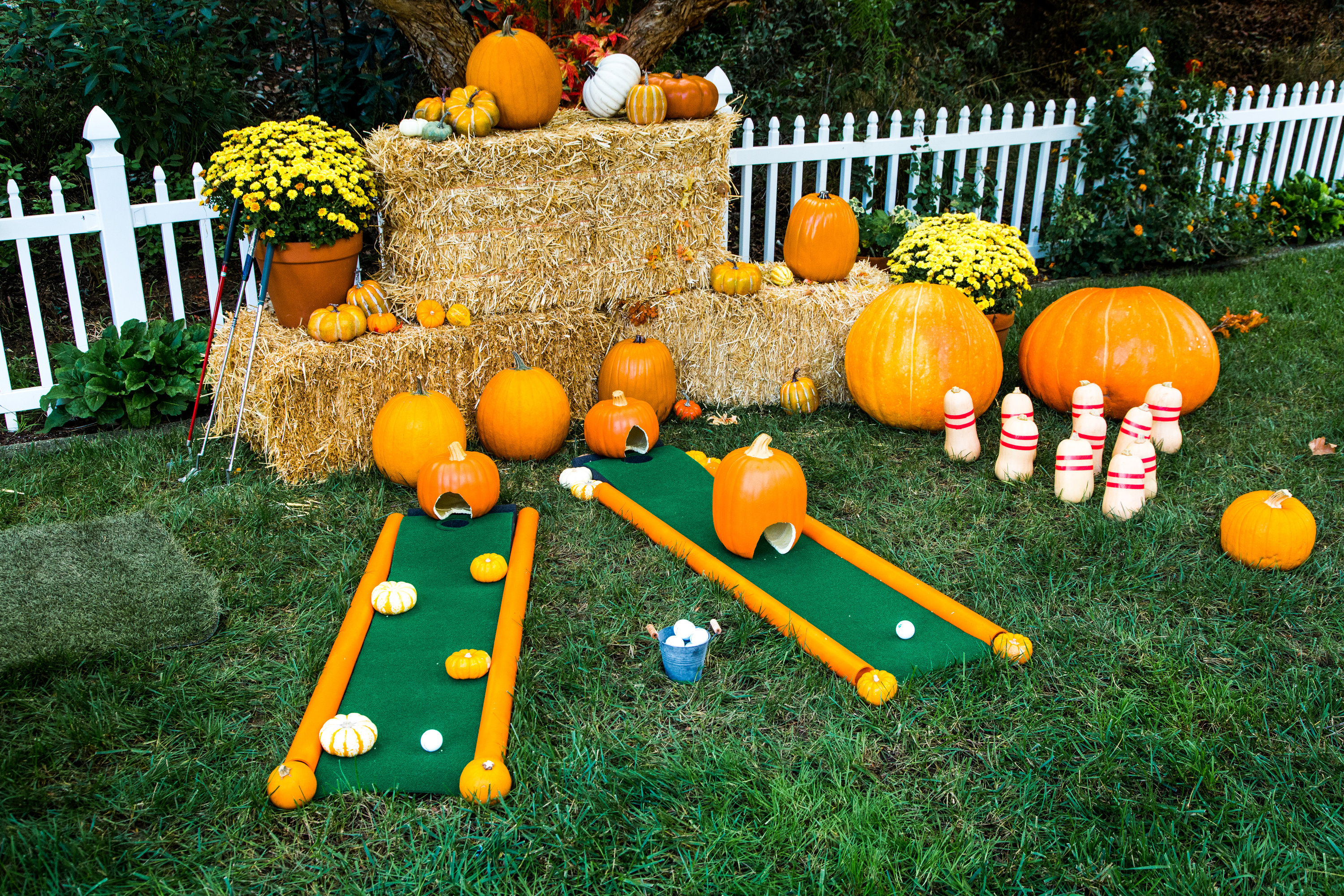 Diy Fall Games For Kids
