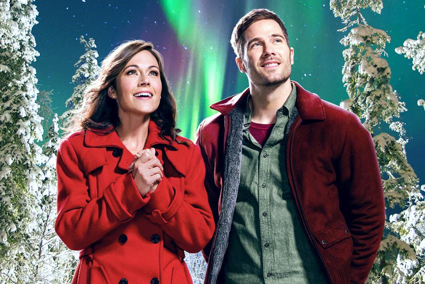 Christmas Land.Christmas Land Hallmark Channel