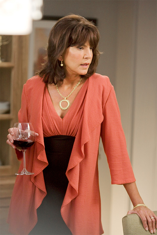 Mercedes Ruehl On Loving Leah Hallmark Movies And Mysteries