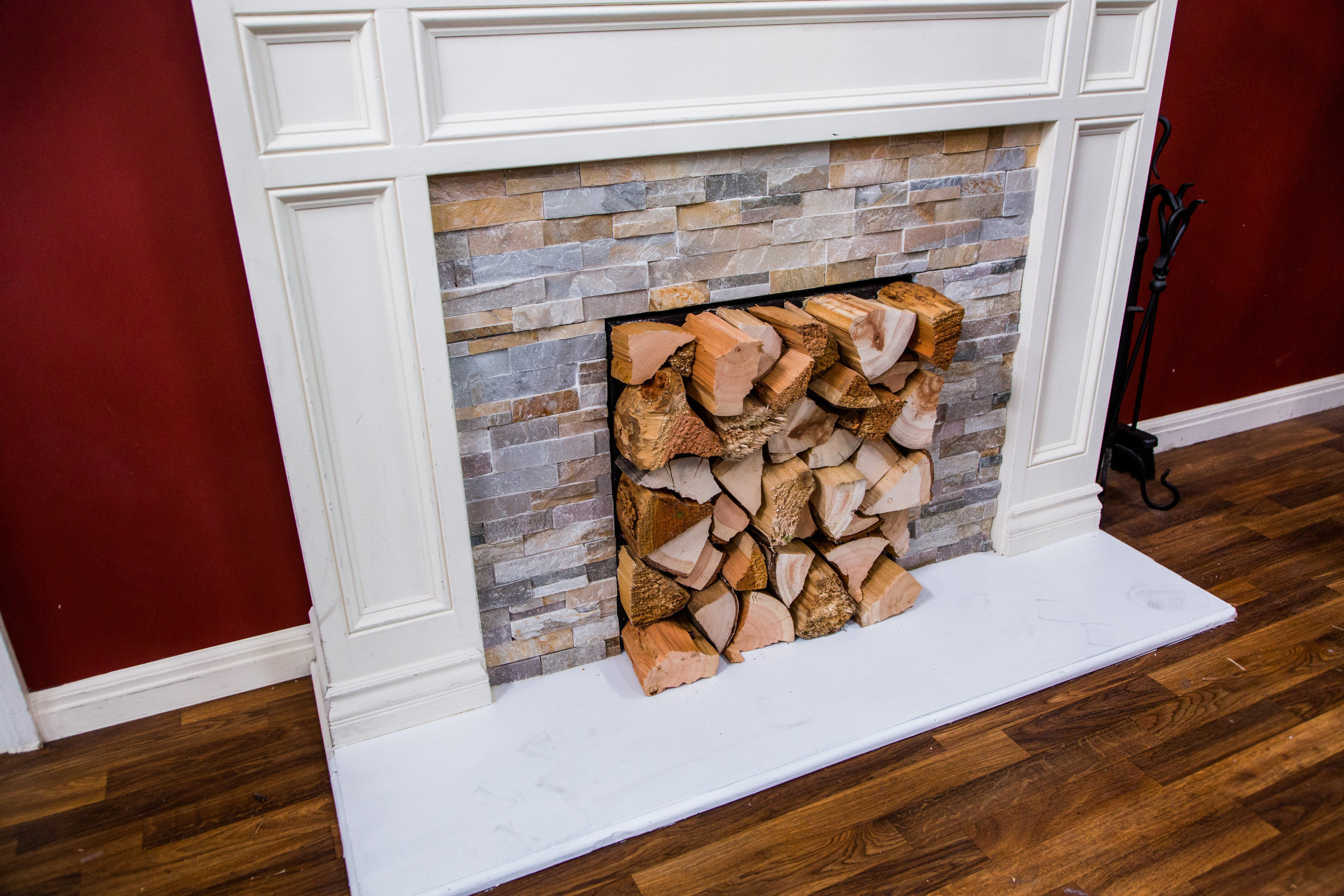 Decorative Fireplace Cover   Home & Family   Hallmark Channel
