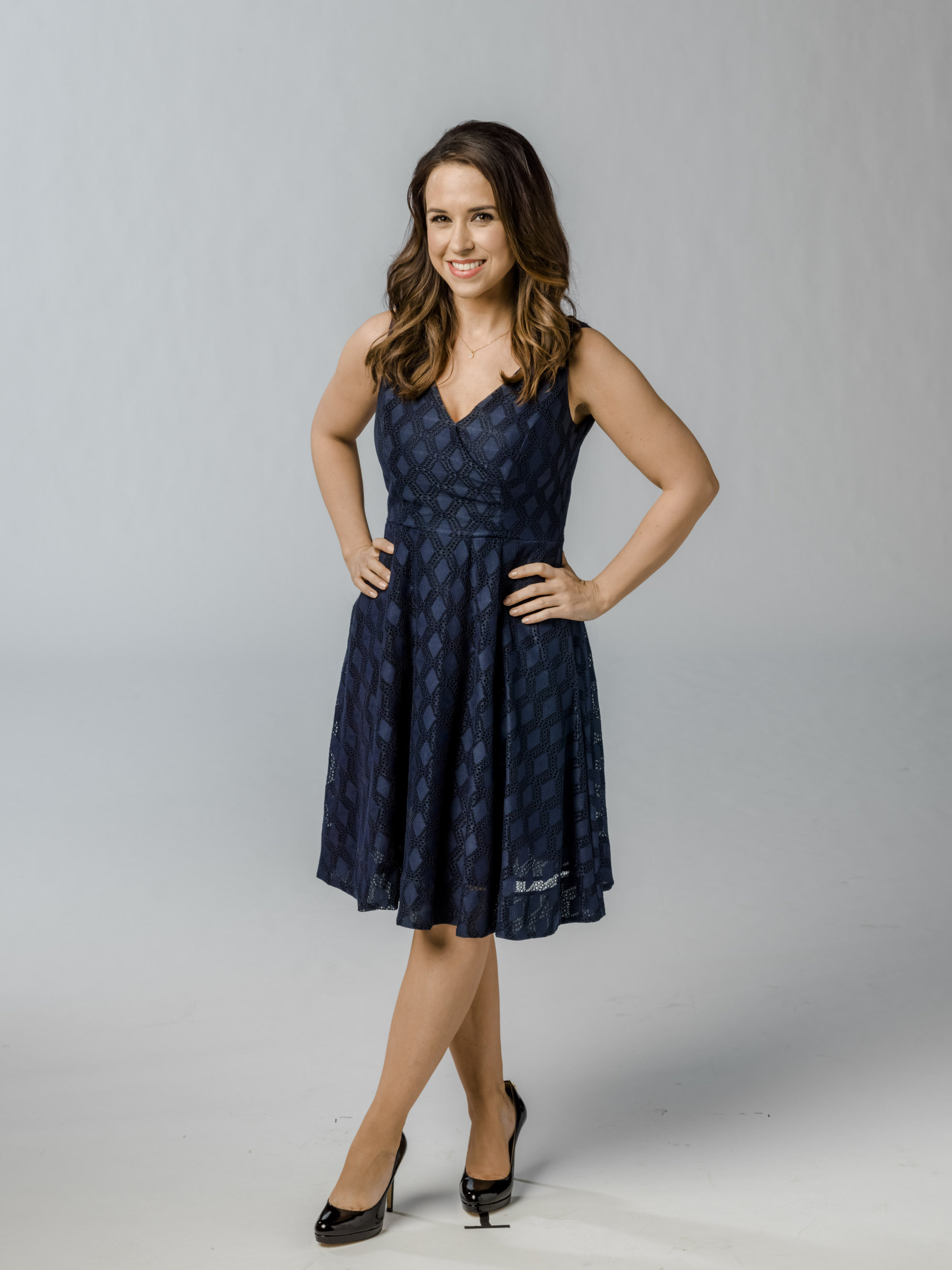 The Sweetest Christmas.Lacey Chabert As Kylie On The Sweetest Christmas Hallmark