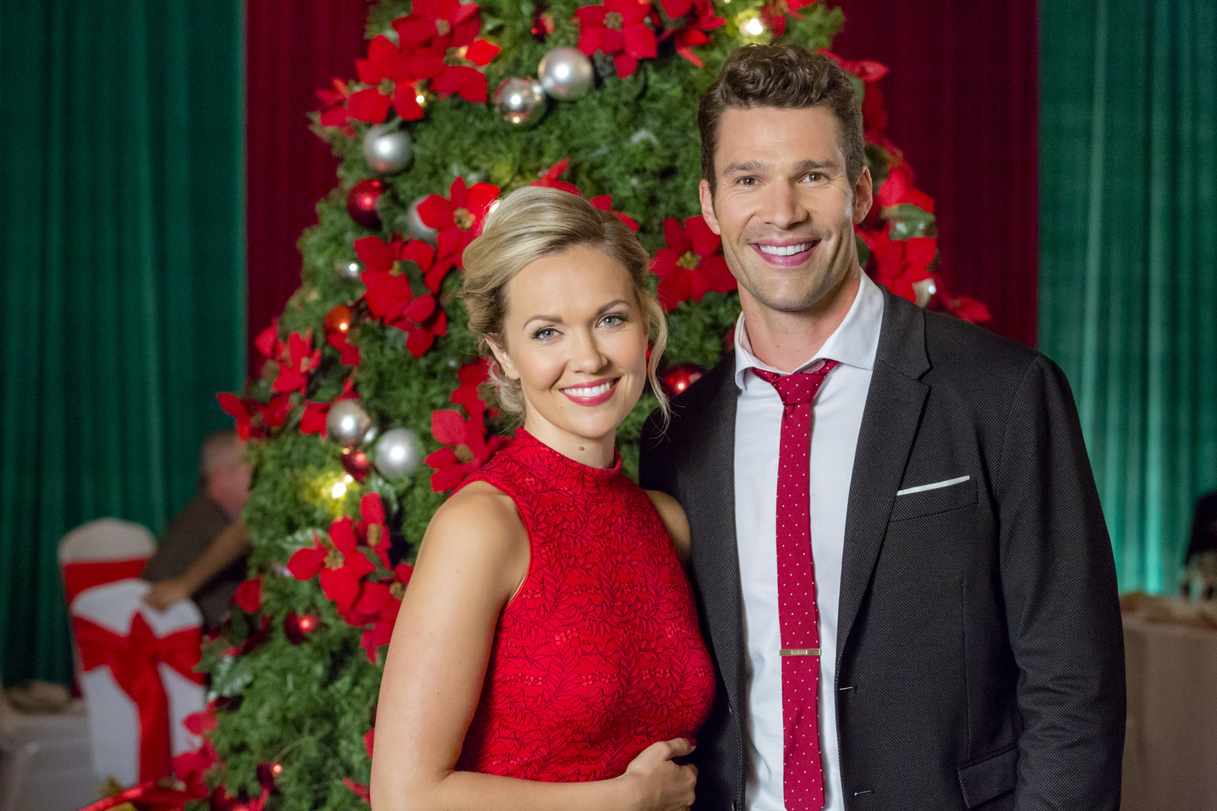About the Movie | With Love, Christmas | Hallmark Channel