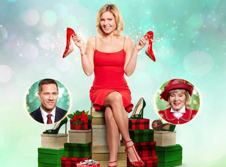 A Shoe Addicts Christmas.A Shoe Addict S Christmas Hallmark Channel