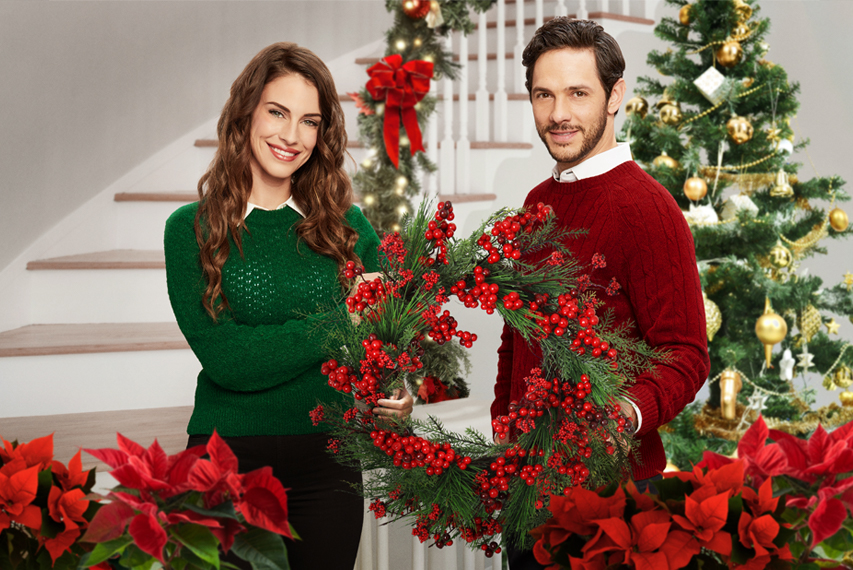 christmas at pemberley manor hallmark channel - Images For Christmas