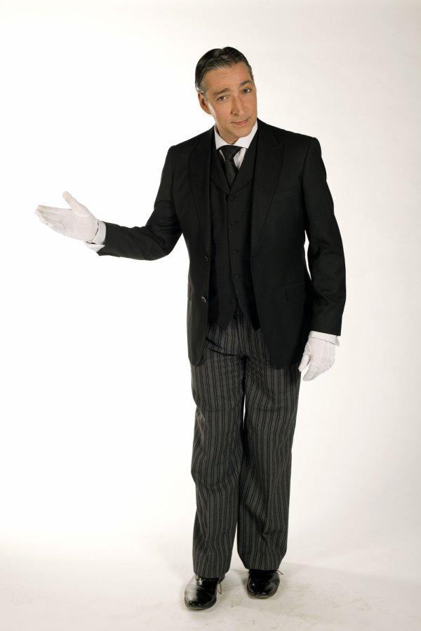 Miles Richardson as Paisley on A Princess for Christmas | Hallmark ...