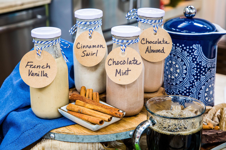 Recipes - Homemade Coffee Creamers