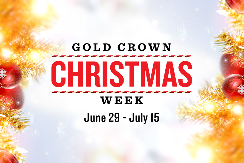Gold Crown Christmas Week | Hallmark Movies and Mysteries