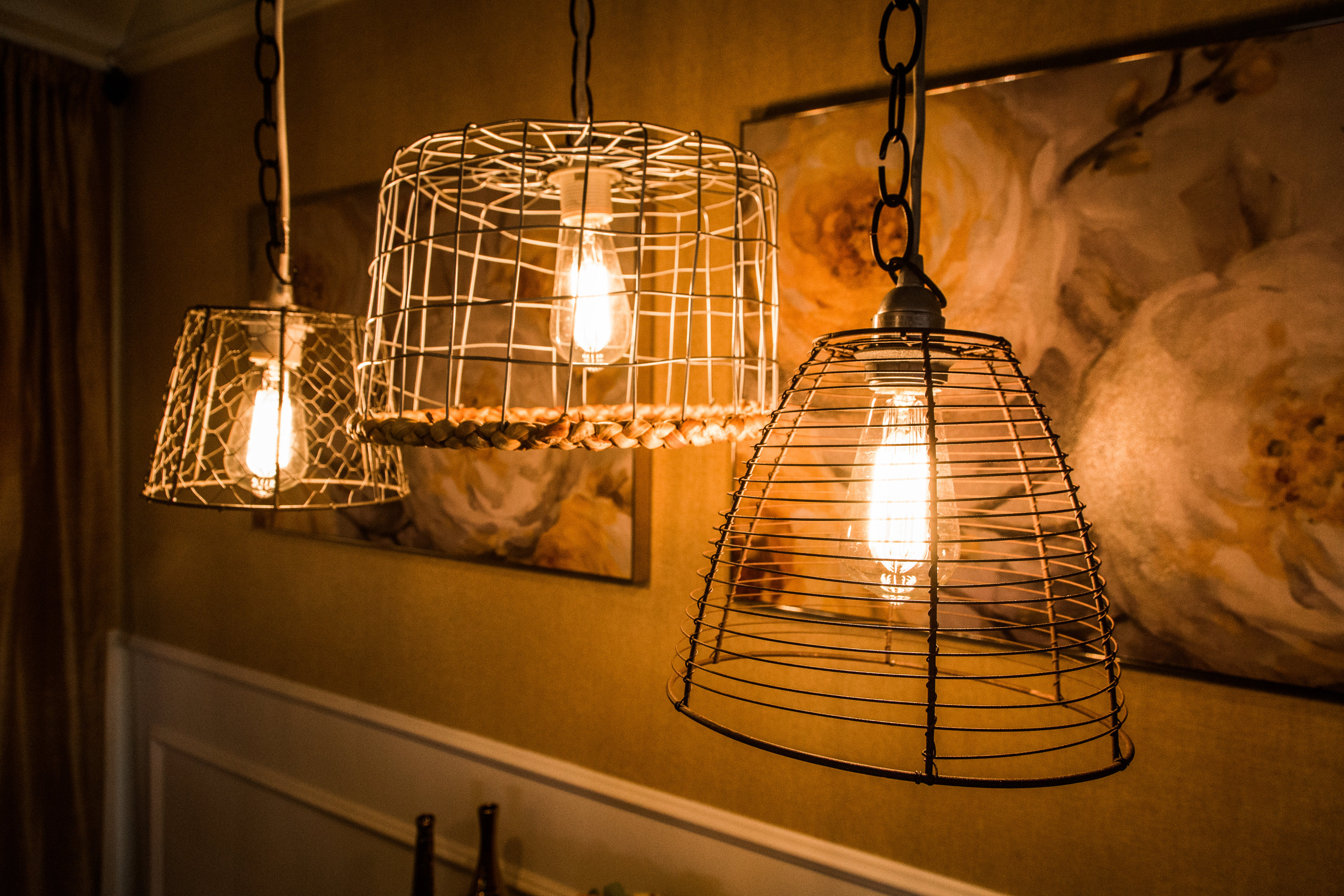 Diy Basket Lamps Home Amp Family Hallmark Channel