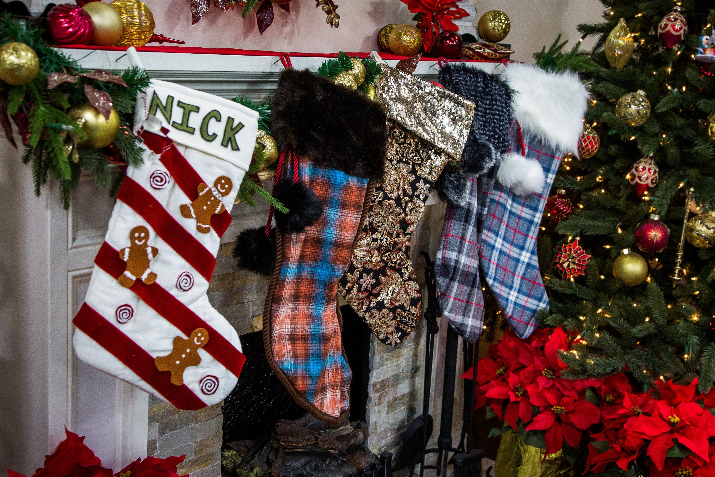 how to diy christmas stockings hallmark channel